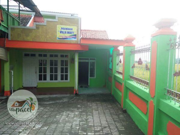 Villa WAFI Pacet