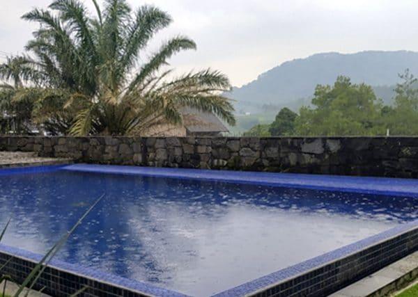 Villa Alex Pacet Disewakan Kolam Renang Pribadi