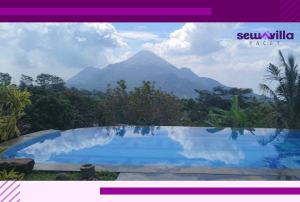 Villa Kambing Trawas Kolam Renang Menghadap Gunung