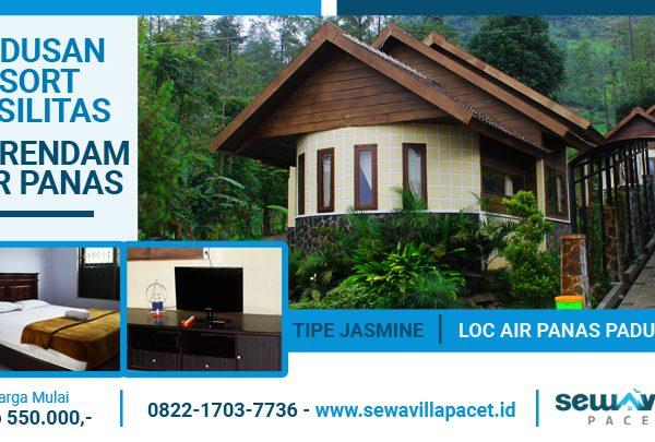 Villa Padusan Resort Free Berendam Air Panas