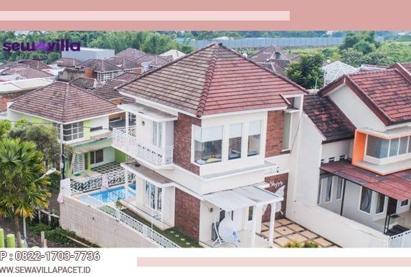 Villa Casa Skyrose Batu Super Mewah Dengan Fasilitas Lengkap