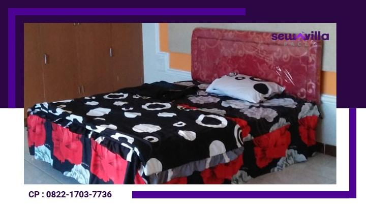 villa putri pacet memiliki 3 kamar tidur