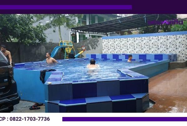 villa putri pacet kolam renang harga murah