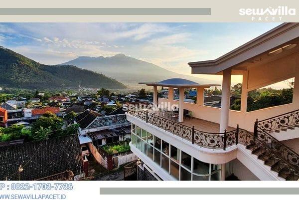 Villa Tiyasa Batu Kolam Renang Mewah Harga Murah