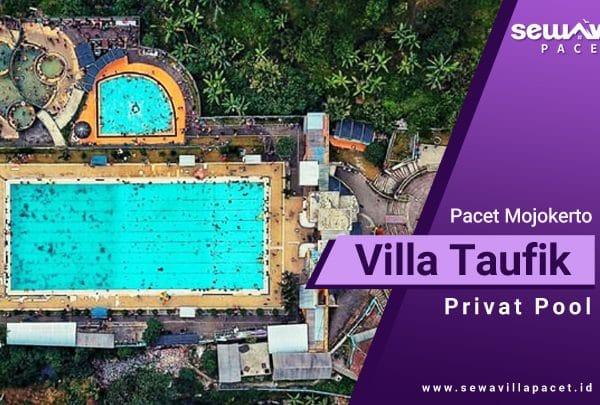 villa taufik dekat wisata pemandian air panas padusan
