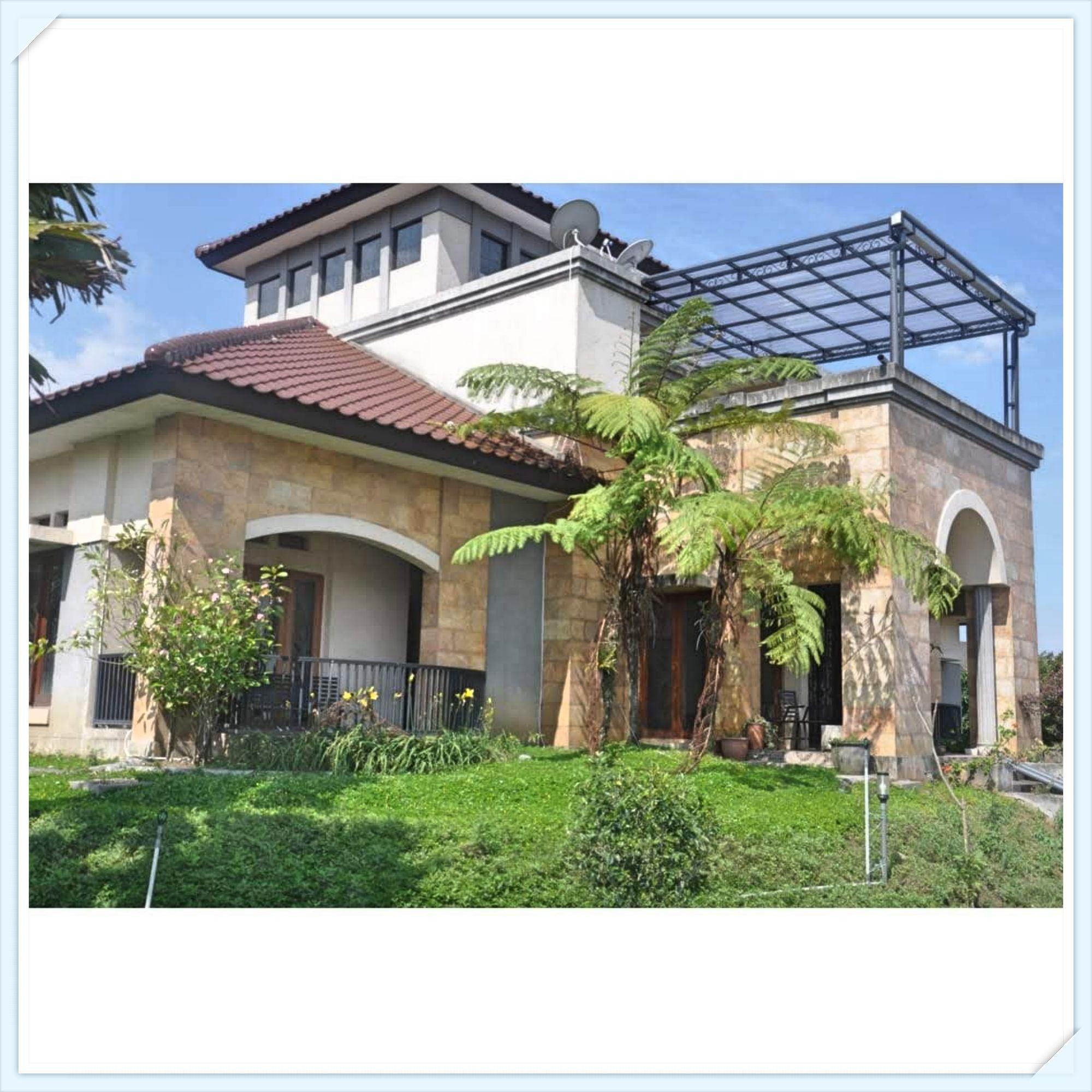 Villa AGR Batu Tampak DEpan