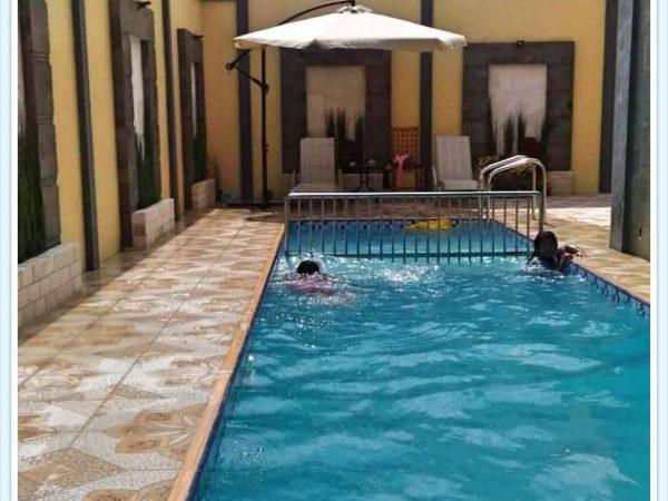 Villa B20 Batu Mewah Kolam Renang Dekat BNS ~ Harga Promo 2020