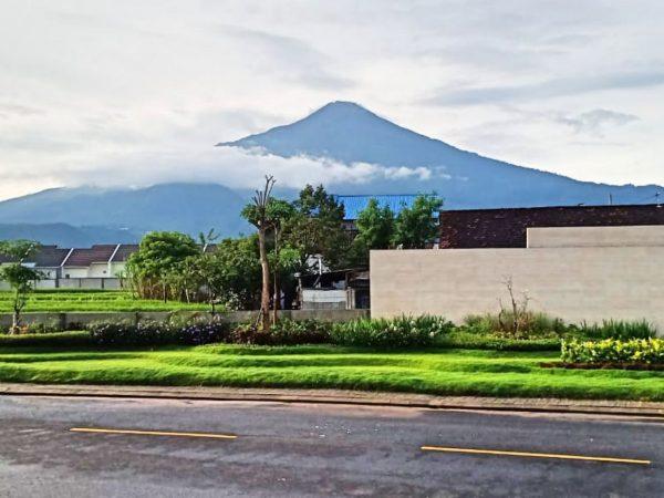 jual rumah pacet view gunung indraprasta murah