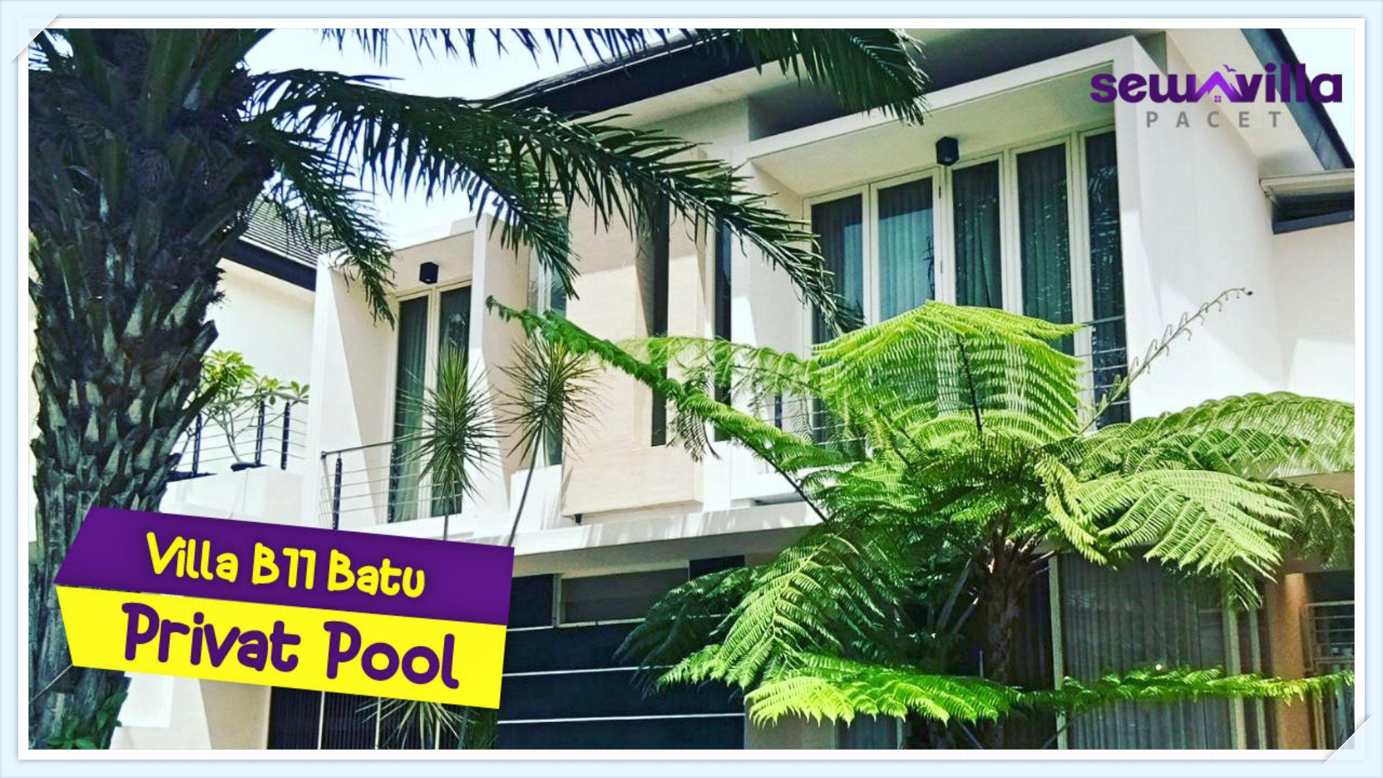 villa b11 batu modern mewah fasilitas lengkap