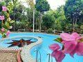 villa alfarizi pacet dengan kolam renang pribadi