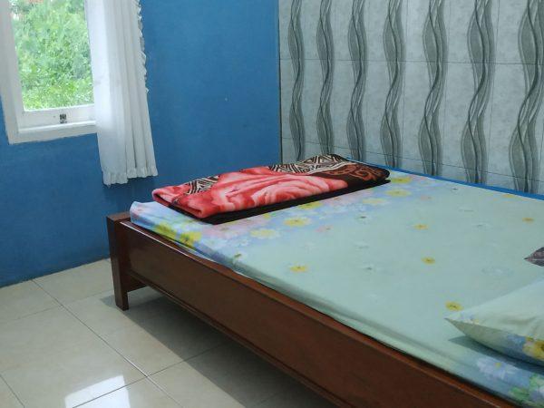 villa haris kamar tidur bersih terawat