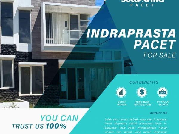 Jual Rumah Indraprasta View Pacet harga Terbaru 2021