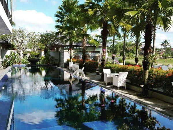 ekomendasi villa murah kolam renang jogja
