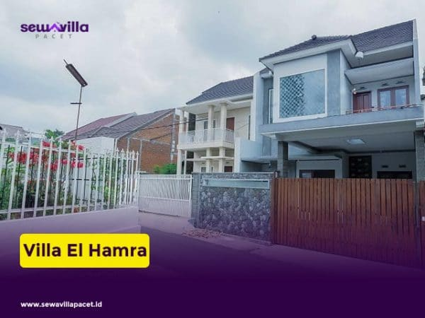 villa alhamra villa cocok buat keluarga
