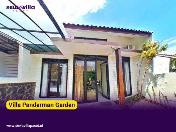 villa panderman garden c5 Batu 2 kamar tidur harga murah fasilitas mewah