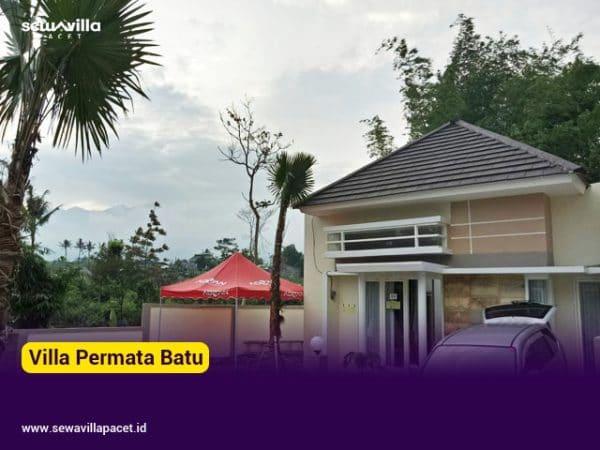 Villa Batu 2 Kamar Tidur Dekat Wisata Favorit Harga Promo 2021