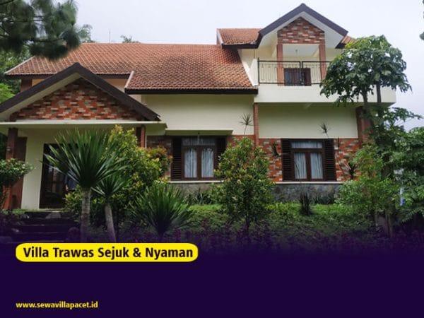 Villa di Trawas Cocok Untuk Liburan Keluarga ~ Sewa Villa Trawas