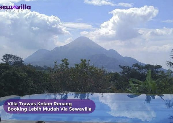 Villa Trawas Kolam Renang Booking Mudah Via Sewa Villa