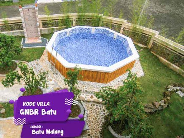 Villa GNBR Batu Privat Pool Staycation Menarik Harga Promo 2021